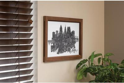 Splined Picture Frame