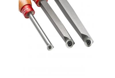 Ultra-Shear Round Carbide Insert Turning Tools