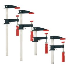 Bessey Clutch Style Bar Clamps 4-pack