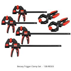 Bessey Trigger Clamp Set