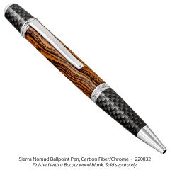 Sierra® Nomad Ballpoint Pen Kit