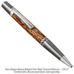Elegant Beauty Ballpoint Pen Kit