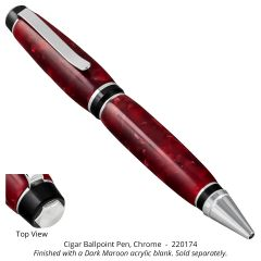 Cigar Ballpoint Pen Kit