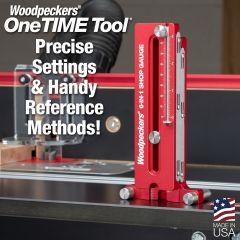 OneTIME Tool 6-in-1 Shop Gauge - Retired October 1, 2018