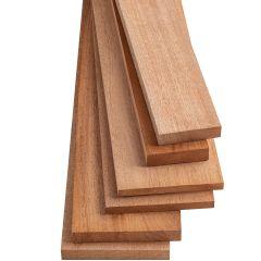 African Mahogany Thin Stock Lumber