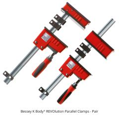 Bessey K Body REVOlution Parallel Clamps