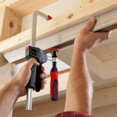 Bessey One-Handed Power Grip Clamps