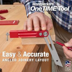 OneTIME Tool - Bevel Squares & Angle Reference Plates -  2019 - Retired Monday, December 2, 2019