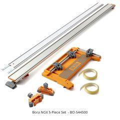 Bora NGX Clamp Edge System