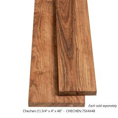 Chechen Thin Stock Lumber