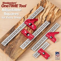 OneTIME Tool - Combination Square And Double Square - Retired November 04, 2019