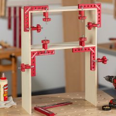 Clamping Squares PLUS  & CSP Clamps