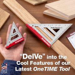 OneTIME Tool - DelVe Square SS - 2019 - Retired September 23, 2019