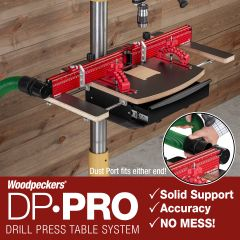 DP-PRO Drill Press Table