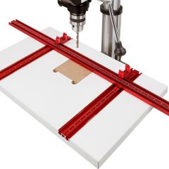 Drill Press Table Track Kit