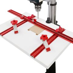 Complete Woodpeckers Drill Press Table Package-1