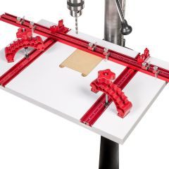 Complete Drill Press Table Packages from Woodpeckers