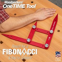 OneTIME Tool - Fibonacci Gauge - 2020 - Retired April 13, 2020
