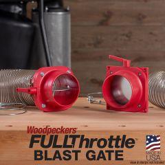 FULLThrottle™ Blast Gate