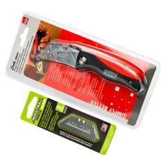 Bessey Folding Utility Knife Accutrax Pencil Blades (3-pack)