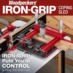 Iron-Grip™ Coping Sled