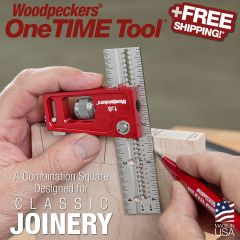 OneTIME Tool - Joiner's Combination Square - 2020 - Retired May 11, 2020