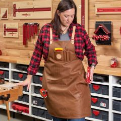 Apprentice Leather Shop Apron
