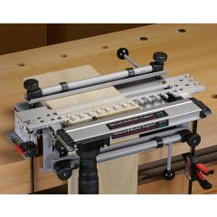 Leigh Jig Vacuum & Router Support for PC4200 Dovetail Jigs