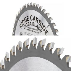 TS 2000 & TS 2000 Ultra Ridge Carbide Saw Blades