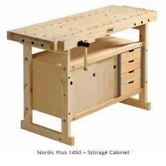 Sjobergs Nordic Plus Workbench