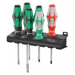 Wera 6-piece Screwdriver Set