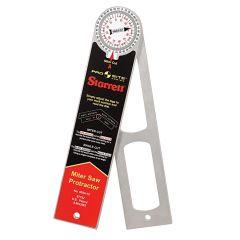 Starrett Aluminum Protractor