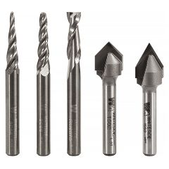 Whiteside CNC Bit Sets