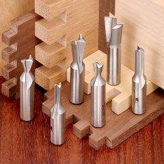 Whiteside 6-Pc Joinery Bit Set