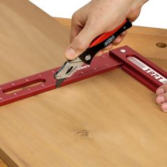 Bessey Folding Utility Knife and Accutrax Pencil Blade