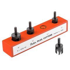 Fuller Plug Cutter Set