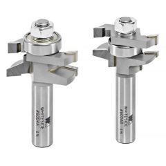 Whiteside Rail and Stile Router Bit