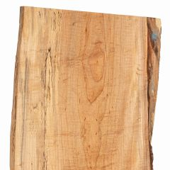 Live Edge Spalted Maple Slabs