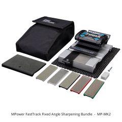 MPower FASTTRACK MK2 Sharpening System Bundle