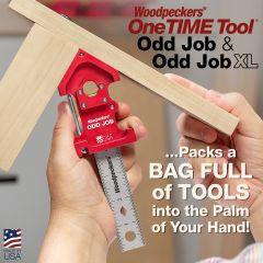 OneTIME Tool Odd Job & Odd Job XL 2021 - Retired Monday, September 13, 2021