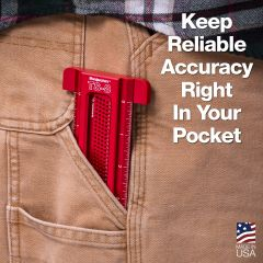 OneTIME Tool - Pocket T-Square - 2019 - Retired January 21, 2019