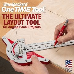 OneTime Tool - Posi-Lock T-Squares - 2019 - Retired January 6, 2020