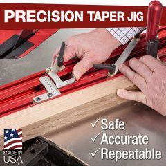 Precision Taper Jig