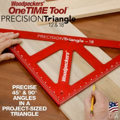 OneTIME Tool - Precision Triangle - 2021 - Retired Monday, July 12, 2021