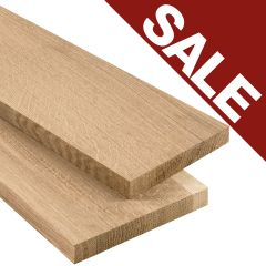 White Oak, Quarter Sawn 4/4 Board Foot Packs