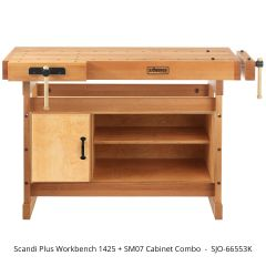Sjobergs Scandi Plus Workbenches