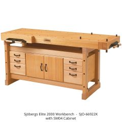 Sjobergs Elite 2000 Workbench Promotion