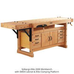 Sjobergs Elite 2000 Workbench