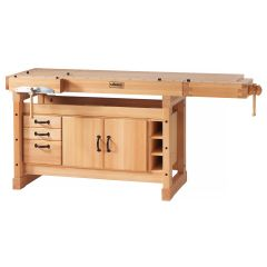 Sjobergs SB119 Professional Workbench with SM05 Storage Cabinet - FREE GROUND SHIPPING ON THIS PRODUCT (U.S. 48 CONTIGUOUS STATES ONLY).