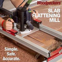 Woodpeckers Slab Flattening Mill